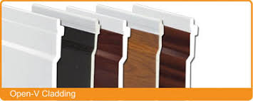Plastic Shiplap Cladding Fitting Instructions For Upvc Cladding Fasciaexpert Co Uk