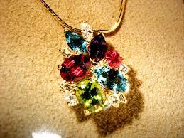 mothers pendant s pendant using gem grade birthstones of da flickr