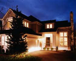residential house outdoor lighting and receptacle codes