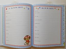 baby boy photo album s albums carters baby memory book baby boy memory book