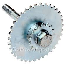 manco sprocket upgrade 36t 16t 13063 comes with 35 chain