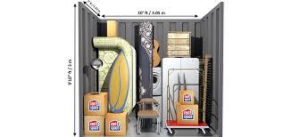 storage size guide rent a space self storage liverpool u0026 shrewsbury