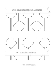 free printable small dum dum lollipop template u2014 printable treats