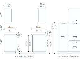 standard height of kitchen cabinet kitchen cabinet height brokenshaker com