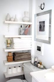 Bathroom Storage Shelf 10 Creative Bathroom Storage Ideas Rilane
