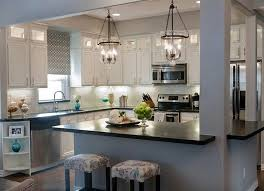 Cool Kitchen Lighting Kitchen Light Fixtures Home Design Ideas