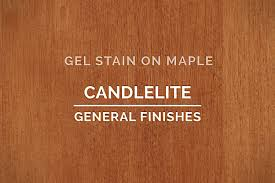 how much gel stain do i need for kitchen cabinets general finishes candlelite gel stain based