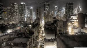 new york at night hd desktop wallpaper high definition mobile