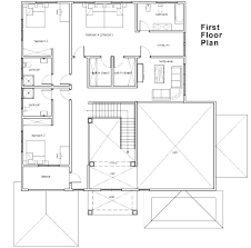 How To Read House Blueprints Best 20 Architectural House Plans Ghana Construction Tools