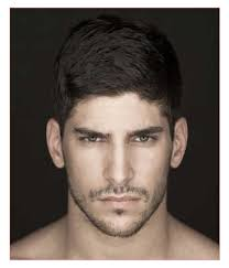 men modern haircut together with casual hairstyles for thick hair