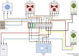 buzzing sound from motorised valve since heatmiser install
