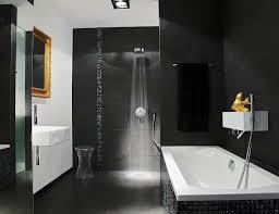 black bathrooms ideas black bathroom