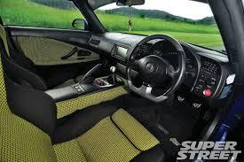 S2000 S 2001 Honda S2000 Type V Super Street Magazine