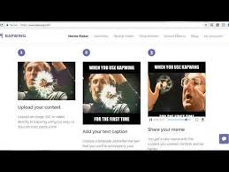 Video Meme Maker - making video memes using kapwing com kapwing pinterest meme maker