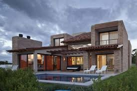 Modern Home Exteriors New Home Designs Latest Modern Dream - New brick home designs