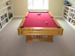 Pool Table Olhausen by Beautiful Solid Maple Olhausen Monterey Pool Table From Atlantic