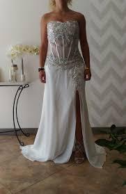 izidress robe de mari e robe de mariée izidress 40 l t3 blanc 6688490
