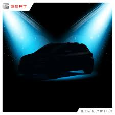 seat drops arona baby suv teaser on social media