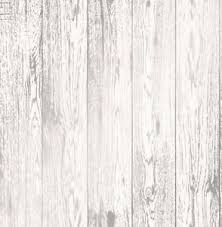 white wood wallpaper loft panel with silver shabby chic design