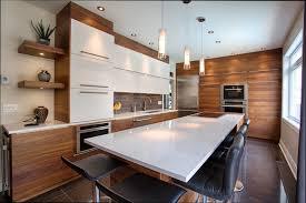 cuisine blanche et bois cuisine bois cuisine blanche et bois noyer