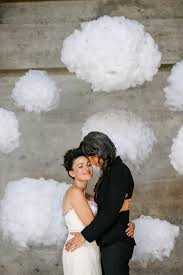 Wedding Backdrop Ideas For Reception How To Make Your Own Surreal Diy Cloud Wedding Backdrop A