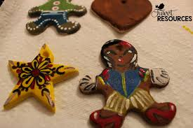 tweet resources homemade salt dough christmas ornaments