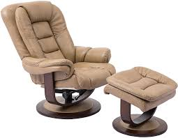 cheers living room maurice recliner with ottoman oyster 050940