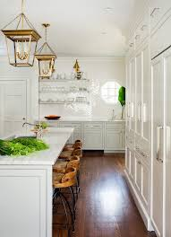 kitchens with shelves green 10 kitchen remodeling styles home bunch interior design ideas