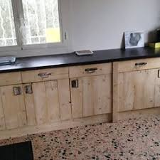faire un meuble de cuisine fabriquer sa cuisine en bois cagne cuisine by padovani maurice