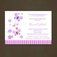 colors free printable butterfly baby shower invitations