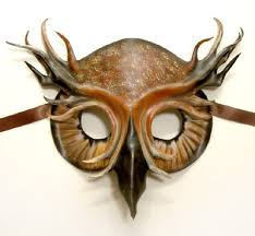 leather mardi gras masks leather masks handcrafted by teonova