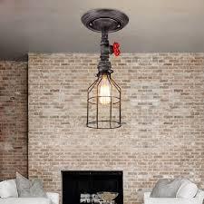 retro kitchen lighting fixtures impressive retro kitchen ceiling light fixtures vintage industrial