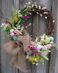 Easy Easter Door Decorations by 26 Best Easter Wreath Ideas And Designs For 2017