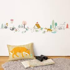 frise murale chambre bébé frise adhésive murale chambre bébé chambre idées de décoration