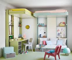 Lit Mezzanine Bureau Ado by Slide Away Beds Free Space