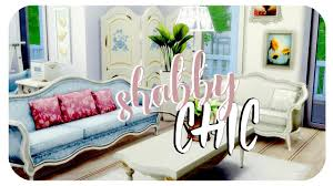 the sims 4 brooklyn apartments shabby chic youtube