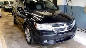 Dodge Journey Black - 2009 dodge journey sxt black youtube