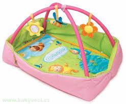 Smoby Nafukovací Křeslo S Didaktickým Babyvěci Hračky Pro Nejmenší Hrací Deky A Hrazdičky