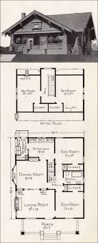 craftsman floor plan clic bungalow house plans bungalow santa