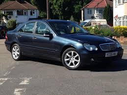 used mercedes benz c class 2005 for sale motors co uk
