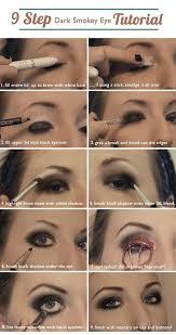 eyeshadow tutorial for brown skin 25 easy and dramatic smokey eye tutorials this season