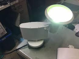 five 5 juno sp2235 wh track lights w 70w metalarc bulbs ebay