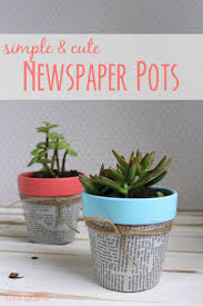 How To Decorate A Pot At Home by 10 Cute Ways To Decorate Your Flower Pots