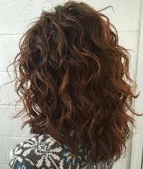 hair for slightly curly hair 50 most magnetizing hairstyles for thick wavy hair mid length