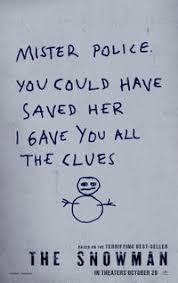 the snowman 2017 fandango