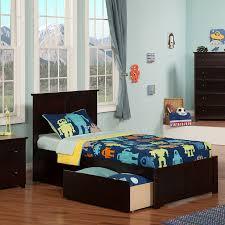 espresso twin bed shop atlantic furniture madison espresso twin xl platform bed with
