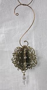 tutorial of the week filigree ornament butterbeescraps