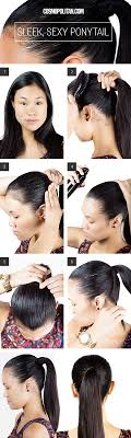 easy waitress hairstyles lazy girl hairstyles easy hairstyles to do at home