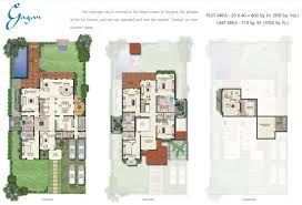 vipul tatvam villas layout price resale sohna road sector 48