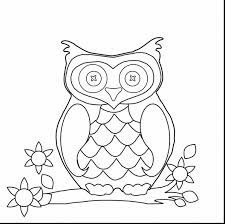 owl coloring pages preschool creativemove me